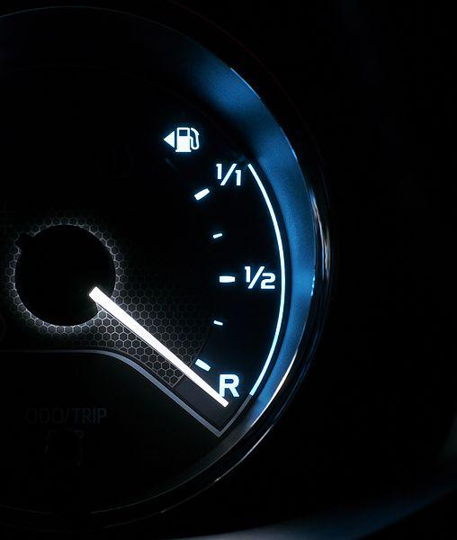 Fuel Gauge (Toyota Corolla)