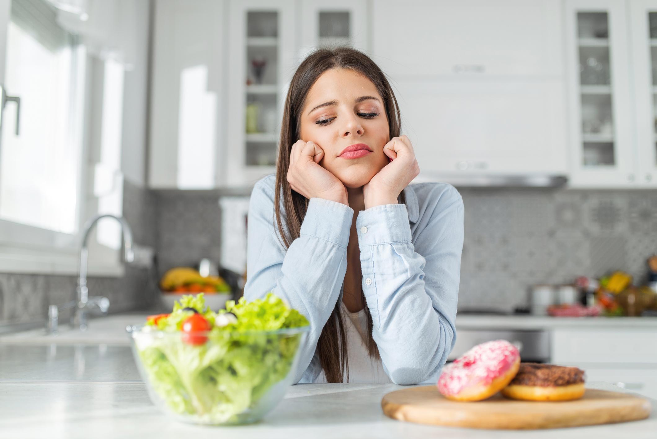 Make Good Diet Choices